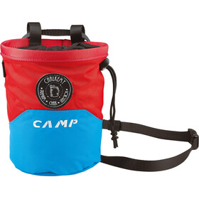 Camp Acqualong Chalk Bag, red/blue
